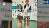 Серебряный дубль в копилке наград у теннисиста Ивана Тимофеева