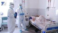 Для больных коронавирусом налажена бесперебойная подача кислорода