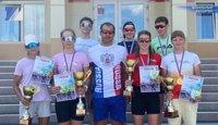 В Гурьевске состоялись областные соревнования среди лыжников-гонщиков