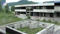 Недостроенный детский сад будет под охраной (2011 г.)
