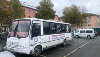 Выездная вакцинация началась в 15 муниципалитетах Кузбасса