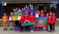 Команда ДЮЦа стала лидером областных туристических соревнований «Юный путешественник»