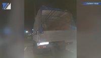 Дорожные полицейские задержали «Газель», в которой перевозили лом черного металла